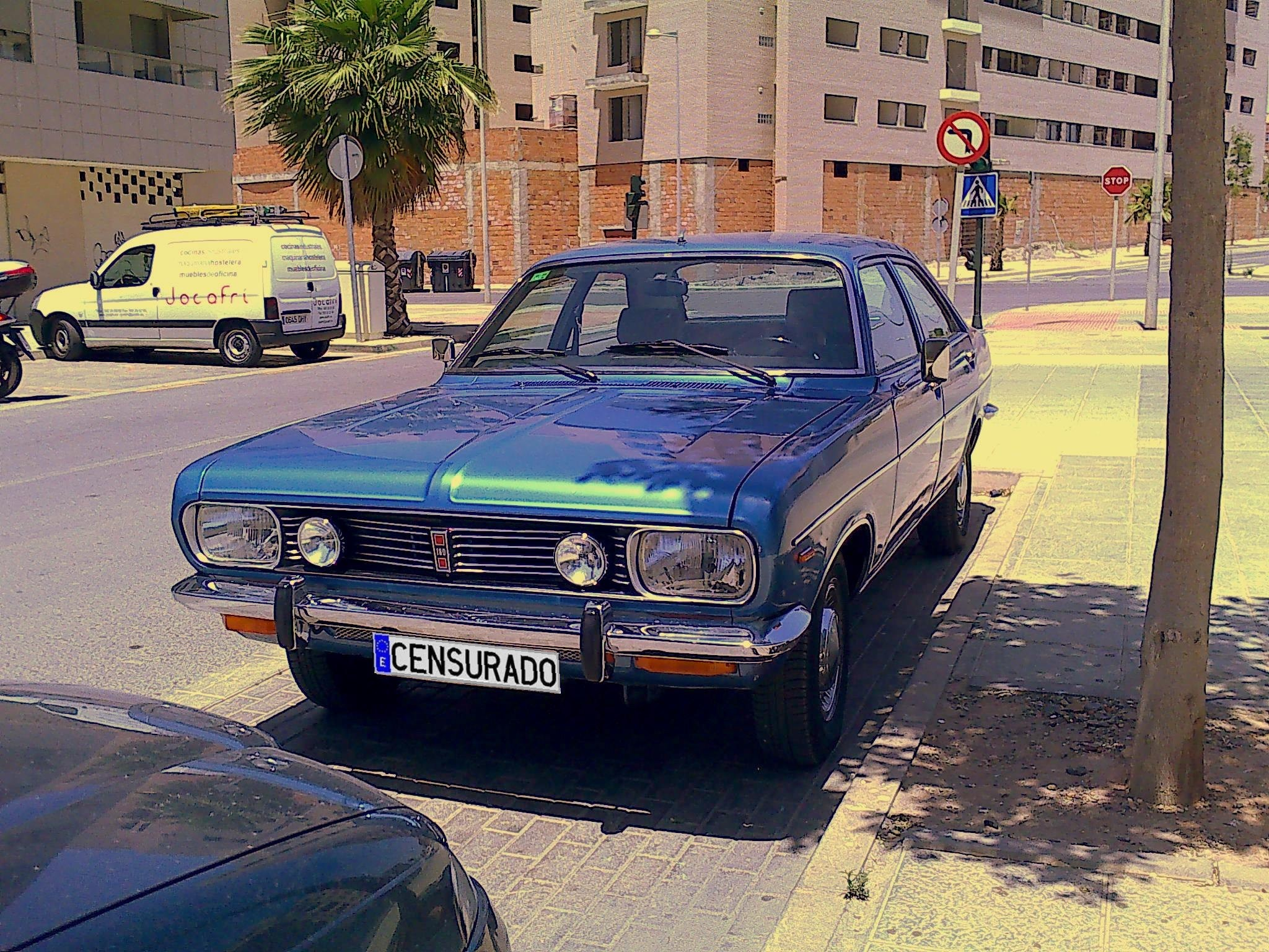 Chrysler 180 (1970-1980) 250 000 exemplaires.